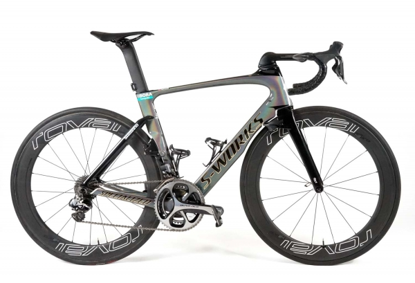 S-Works van peter Sagan 2017